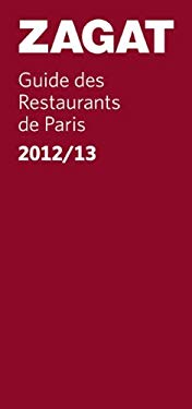 2012/13 Guide Des Restaurants de Paris 9781604785104