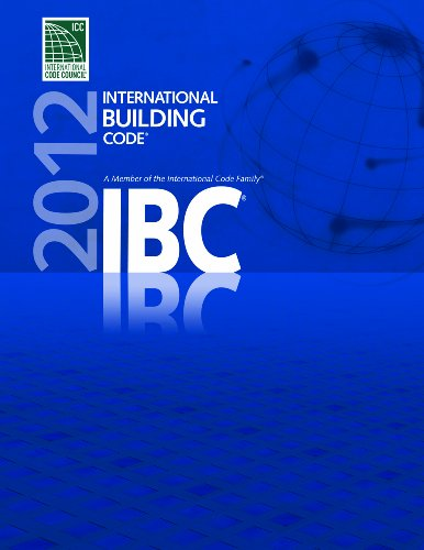 2012 International Building Code 9781609830403