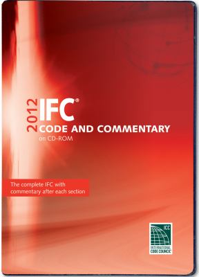 2012 International Fire Code Commentary CD-ROM 9781609830779