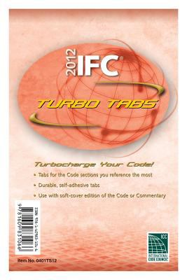 2012 International Fire Code Turbo Tabs 9781609831066