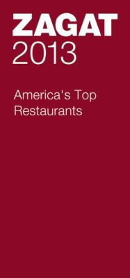 2013 America's Top Restaurants 9781604785203
