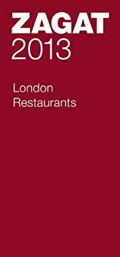 2013 London Restaurants 9781604785128
