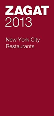 2013 New York City Restaurants 9781604785180