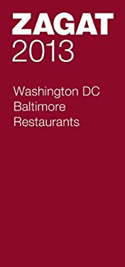 2013 Washington DC/Baltimore Restaurants 9781604785111