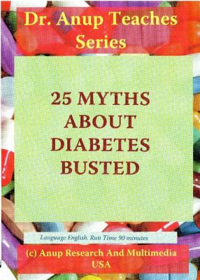 25 Myths About Diabetes Busted 9781603355155