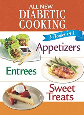 3 in 1 All New Diabetic Cooking 9781605536996