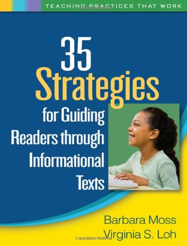 35 Strategies for Guiding Readers Through Informational Texts 9781606239261