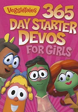 VeggieTales 365 Day Starter Devos for Girls 9781605872667