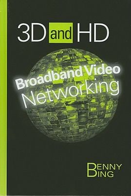 3D and HD Broadband Video Networking 9781608070510