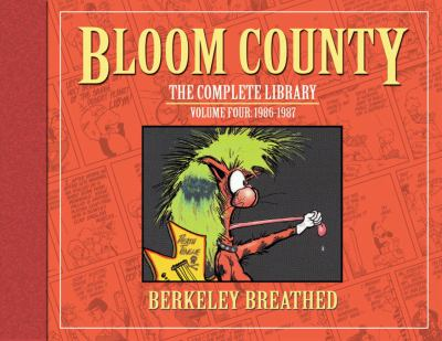 The Bloom County Library, Volume 4: 1986-1987 9781600108990