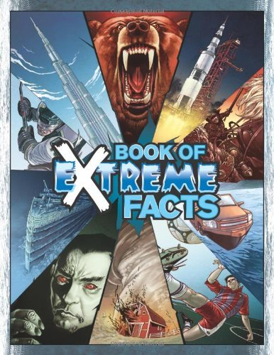 Book of Extreme Facts 9781600109409