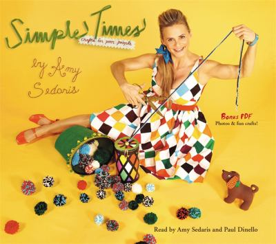 Simple Times: Crafts for Poor People 9781600247286