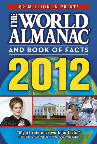 The World Almanac and Book of Facts 9781600571480