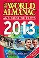 The World Almanac and Book of Facts 2013  by World Almanac, 9781600571626