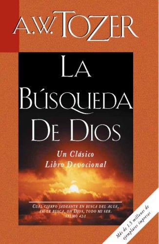 La Busqueda de Dios (Spanish Edition)