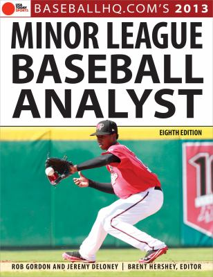 2013 Minor League Baseball Analyst 9781600787416
