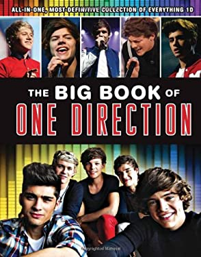 The Big Book of One Direction 9781600787935