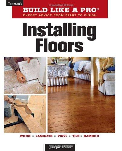 Installing Floors 9781600851124