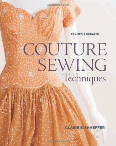 Couture Sewing Techniques 9781600853357