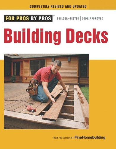 Building Decks 9781600853555