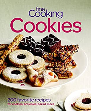 Fine Cooking Cookies: 200 Favorite Recipes for Cookies, Brownies, Bars & More 9781600853692
