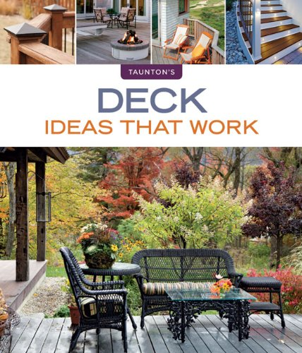 Deck Ideas That Work 9781600853722