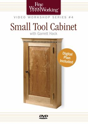 Small Tool Cabinet 9781600853760
