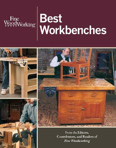 Fine Woodworking Best Workbenches 9781600853890