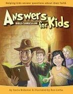 Answers Bible Curriculum for Kids [With CD (Audio) and DVD ROM] 9781600923098