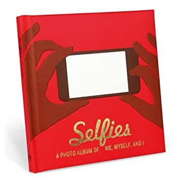 Knock Knock Selfies: A Photo Album of Me, Myself, and I