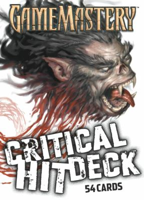 Gamemastery Critical Hit Deck New Printing 9781601251954
