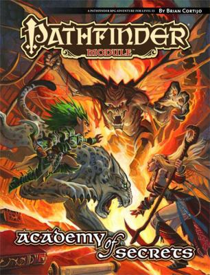 Pathfinder Modules: Academy of Secrets 9781601253439