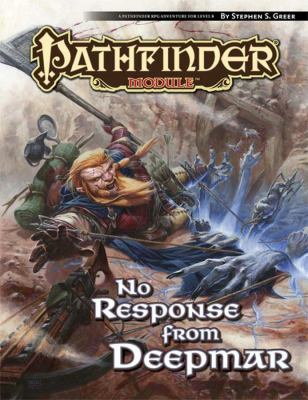 Pathfinder Module: No Response from Deepmar 9781601254108