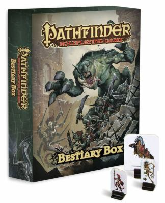 Pathfinder Roleplaying Game: Bestiary Box 9781601254245
