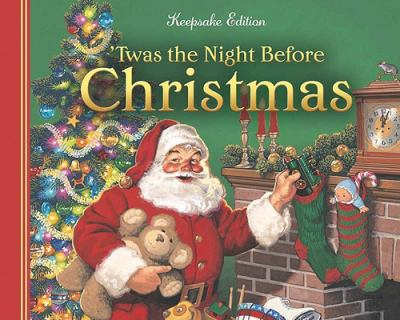 Twas the Night Before Christmas 9781601302618
