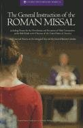 The General Instruction of the Roman Missal 9781601371768