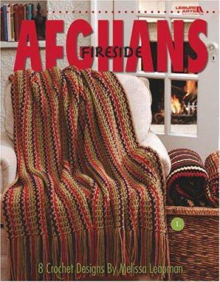 Fireside Afghans: 8 Crochet Designs 9781601403124