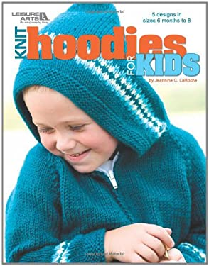 Knit Hoodies for Kids 9781601407085