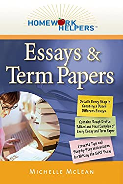 Essays & Term Papers 9781601631404
