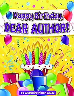 Happy Birthday, Dear Author!