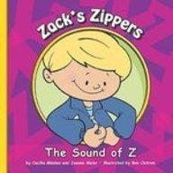 Zack's Zippers: The Sound of Z - Minden, Cecilia / Meier, Joanne / Ostrom, Bob