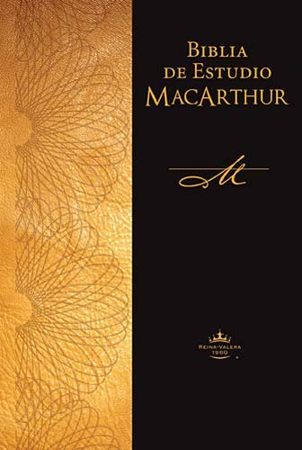Biblia de Estudio MacArthur-Rvr 1960 9781602552951