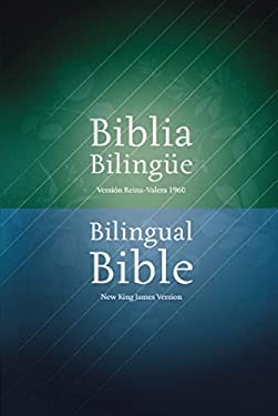 Biblia Bilingue-PR-Rvr 1960/NKJV 9781602554450