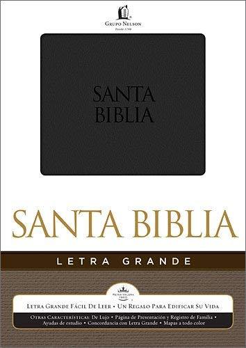Biblia Letra Grande-Rvr 1960 9781602557642