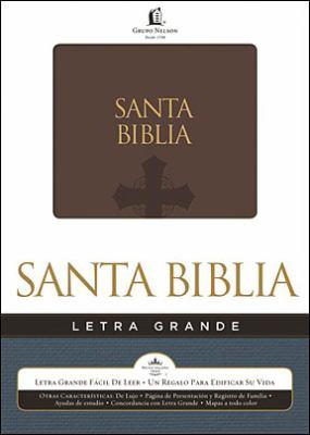 Biblia Letra Grande-Rvr 1960 9781602557864