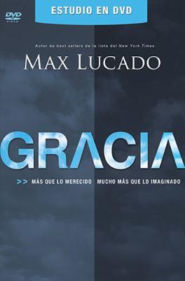 Gracia DVD Guia del Lider y Participante: Mas Que Lo Merecido, Mucho Mas Que Lo Imaginado 9781602558250