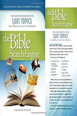 The Bible Search Engine 9781602609884