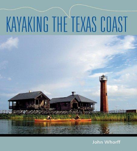 Kayaking the Texas Coast 9781603442251
