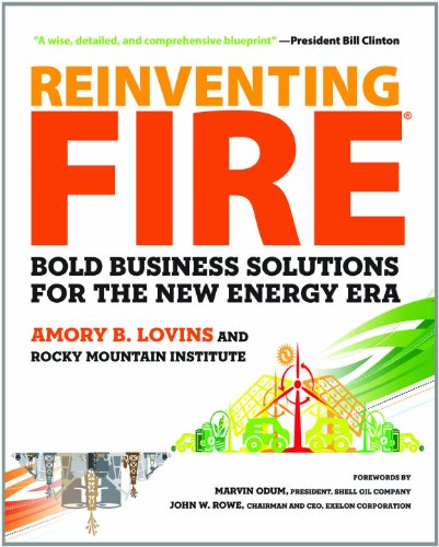 Reinventing Fire: Bold Business Solutions for the New Energy Era 9781603583718