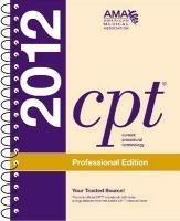 CPT Professional 2012 (Spiralbound)